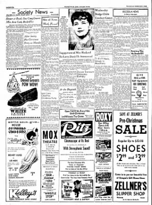 The Courier News from Blytheville, Arkansas on December 8, 1955 · Page 4