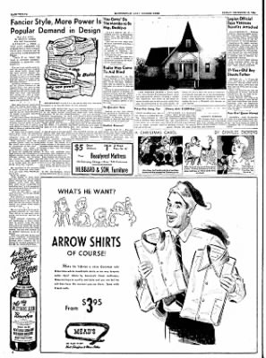 The Courier News from Blytheville, Arkansas on December 10, 1954 · Page 12