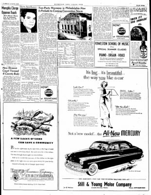 The Courier News from Blytheville, Arkansas on June 8, 1948 · Page 9