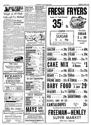 The Courier News from Blytheville, Arkansas on April 5, 1956 · Page 12