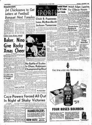The Courier News from Blytheville, Arkansas on December 8, 1955 · Page 12