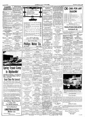 The Courier News from Blytheville, Arkansas on April 5, 1956 · Page 16