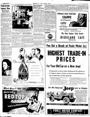 The Courier News from Blytheville, Arkansas on June 8, 1948 · Page 16