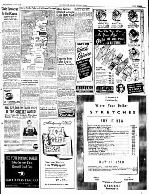 The Courier News from Blytheville, Arkansas on June 9, 1948 · Page 3