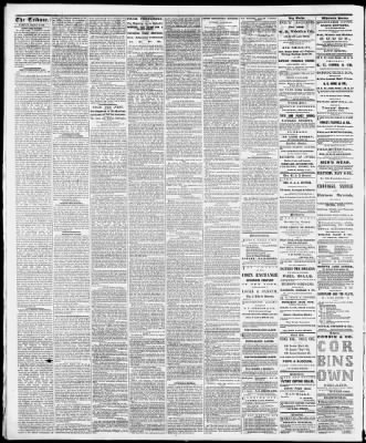 chicago tribune from chicago illinois on march 4 1862 2 rh chicagotribune newspapers com