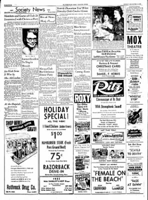 The Courier News from Blytheville, Arkansas on December 9, 1955 · Page 4