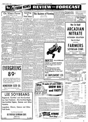 The Courier News from Blytheville, Arkansas on April 6, 1956 · Page 7