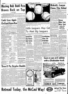 The Courier News from Blytheville, Arkansas on May 19, 1953 · Page 3