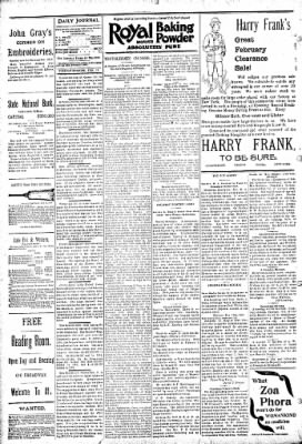 Logansport Pharos-Tribune from Logansport, Indiana on February 19, 1895 · Page 4