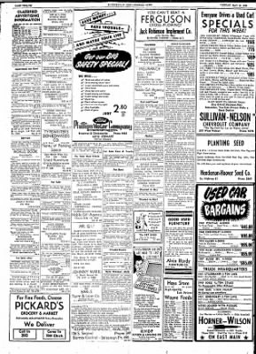 The Courier News from Blytheville, Arkansas on May 19, 1953 · Page 5