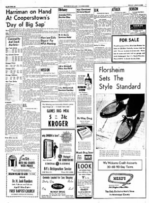 The Courier News from Blytheville, Arkansas on April 6, 1956 · Page 12