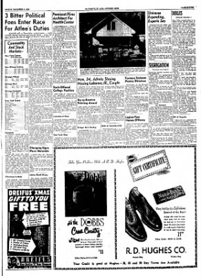 The Courier News from Blytheville, Arkansas on December 9, 1955 · Page 11