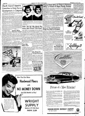 The Courier News from Blytheville, Arkansas on May 20, 1953 · Page 1