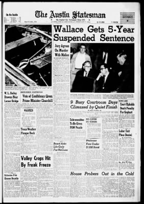 Austin American-Statesman from Austin, Texas on February 27, 1952 · 1
