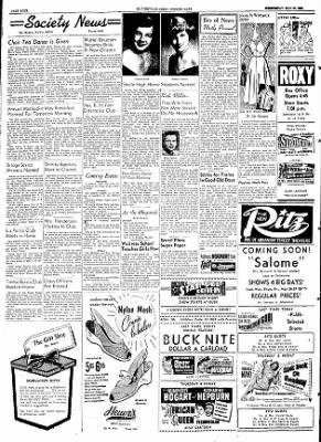 The Courier News from Blytheville, Arkansas on May 20, 1953 · Page 3