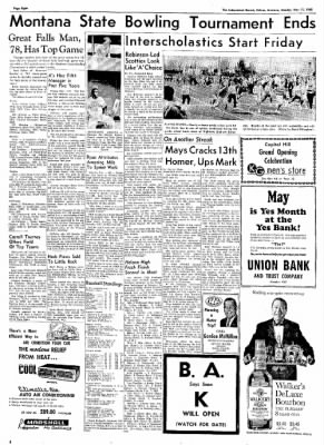 The Independent-Record from Helena, Montana on May 17, 1965 · Page 8
