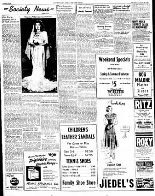 The Courier News from Blytheville, Arkansas on June 10, 1948 · Page 4