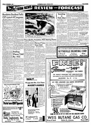 The Courier News from Blytheville, Arkansas on December 9, 1955 · Page 15