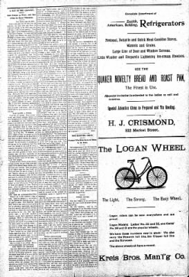 Logansport Pharos-Tribune from Logansport, Indiana on July 5, 1896 · Page 12