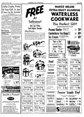 The Courier News from Blytheville, Arkansas on April 9, 1956 · Page 3