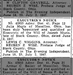 The Evening Independent from Massillon, Ohio on July 2, 1947 · Page 21