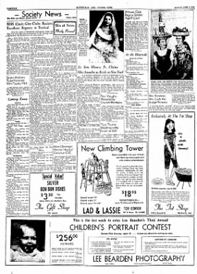 The Courier News from Blytheville, Arkansas on April 9, 1956 · Page 4