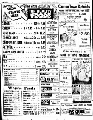 The Courier News from Blytheville, Arkansas on June 10, 1948 · Page 16