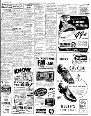 The Courier News from Blytheville, Arkansas on June 11, 1948 · Page 3