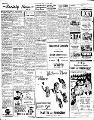 The Courier News from Blytheville, Arkansas on June 11, 1948 · Page 4