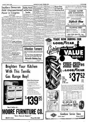 The Courier News from Blytheville, Arkansas on April 9, 1956 · Page 11