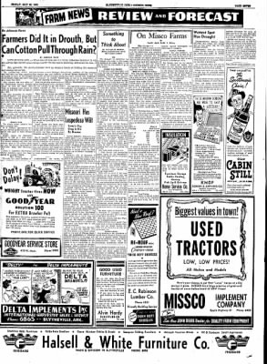 The Courier News from Blytheville, Arkansas on May 22, 1953 · Page 7