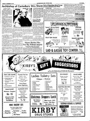The Courier News from Blytheville, Arkansas on December 12, 1955 · Page 9