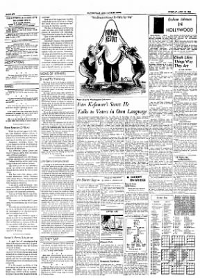 The Courier News from Blytheville, Arkansas on April 10, 1956 · Page 6