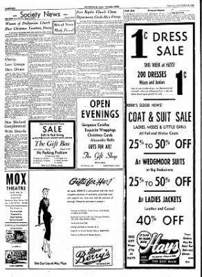 The Courier News from Blytheville, Arkansas on December 13, 1955 · Page 4