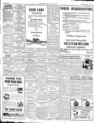 The Courier News from Blytheville, Arkansas on June 12, 1948 · Page 8