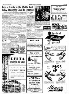 The Courier News from Blytheville, Arkansas on April 11, 1956 · Page 5