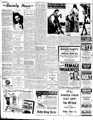 The Courier News from Blytheville, Arkansas on June 14, 1948 · Page 4
