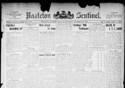 The Hazleton Sentinel