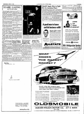 The Courier News from Blytheville, Arkansas on April 11, 1956 · Page 9