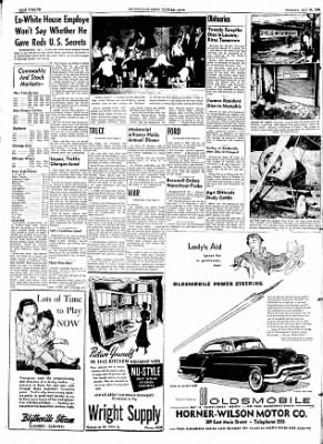 The Courier News from Blytheville, Arkansas on May 26, 1953 · Page 8