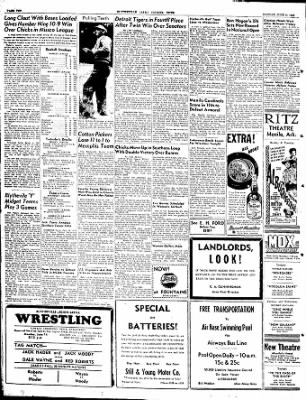 The Courier News from Blytheville, Arkansas on June 14, 1948 · Page 10