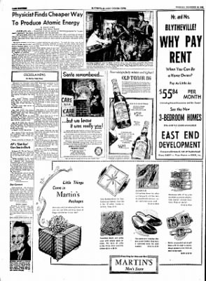 The Courier News from Blytheville, Arkansas on December 13, 1955 · Page 18