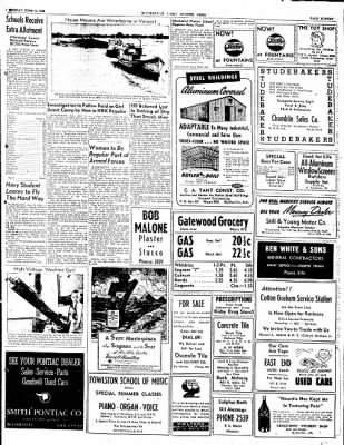 The Courier News from Blytheville, Arkansas on June 14, 1948 · Page 11