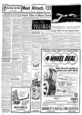 The Courier News from Blytheville, Arkansas on April 11, 1956 · Page 12