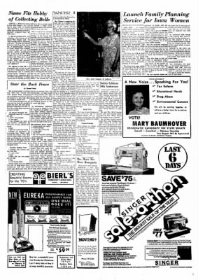 Carrol Daily Times Herald from Carroll, Iowa on October 26, 1970 · Page 5