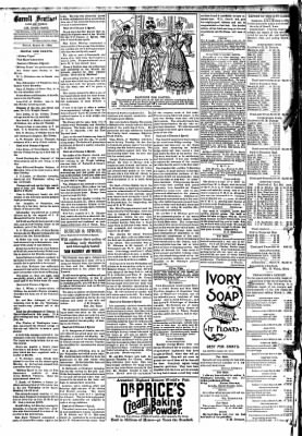 The Carroll Sentinel from Carroll, Iowa on March 16, 1894 · Page 12