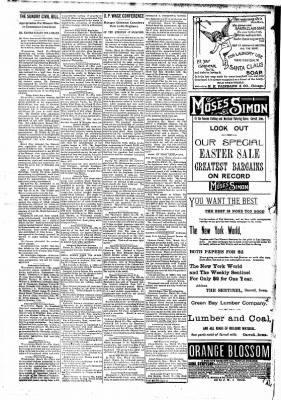 The Carroll Sentinel from Carroll, Iowa on March 23, 1894 · Page 2