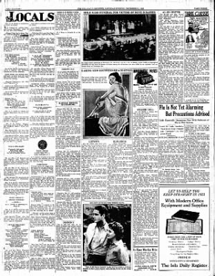 Iola Daily Register And Evening News from Iola, Kansas on December 31, 1932 · Page 3