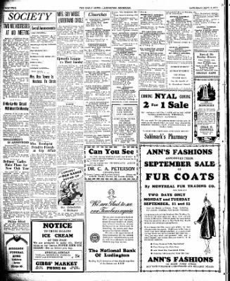 The Ludington Daily News from Ludington, Michigan on September 9, 1939 · Page 2