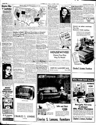 The Courier News from Blytheville, Arkansas on June 15, 1948 · Page 2